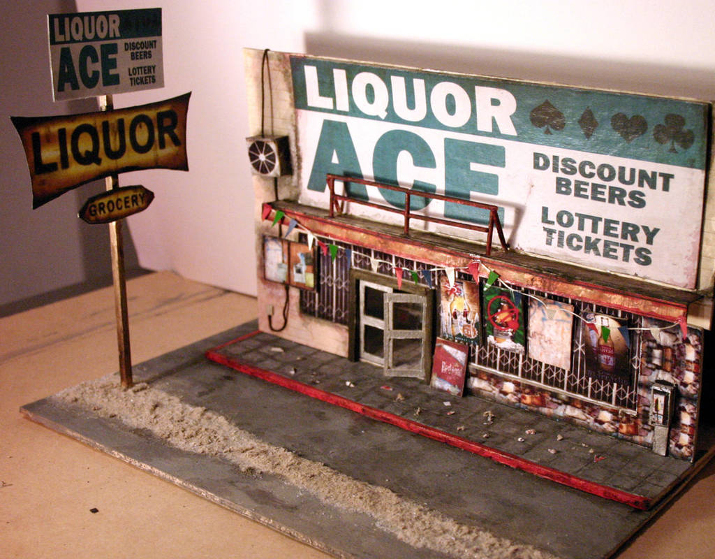 GTA V - Liquor ACE by ddjunior