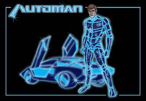 Automan by SasaBralic