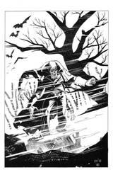 Spawn Of Frankenstein by SasaBralic
