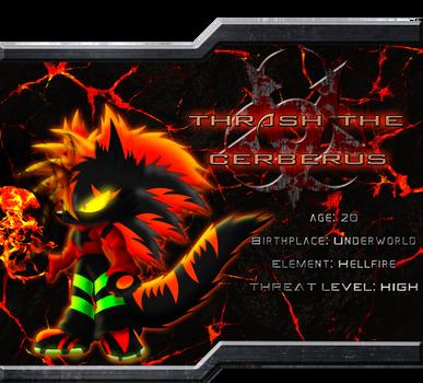 Thrash ref -remake- by Cerberean