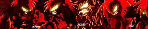 Thrash - Evolution of the Beast by Cerberean