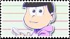 Osomatsu San 2017: Todomatsu by Mochiettes-Stamps