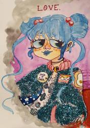 SailorPunk. by PsychoInABox