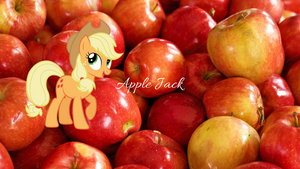 Apple Jack background by CPLover4ever
