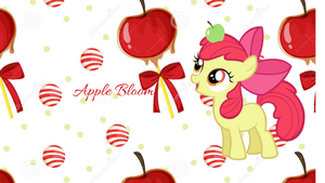 Apple Bloom by CPLover4ever