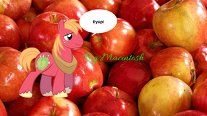 Big Macintosh by CPLover4ever