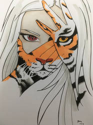 Tiger update by MBloodriver