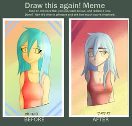 Draw this again by misakumi