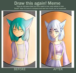 Draw this again 2.0 by misakumi