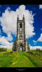 Dunlewey Church by oggie85