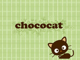Chococat wallpaper by Hallucination-Walker