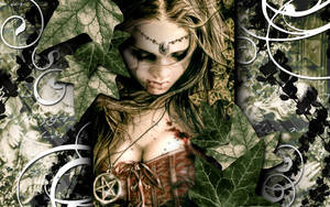 Favole Ivy WP v. Garden Angel by Hallucination-Walker