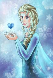 We All Heart Elsa by Hallucination-Walker