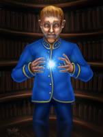The Conjurer by Droakir