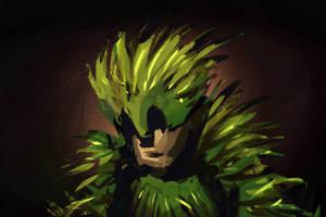 Armor of Thorns by Droakir
