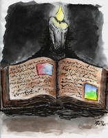 Spellbook by Droakir