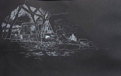 Piriac sur mer by avecmonpinceau