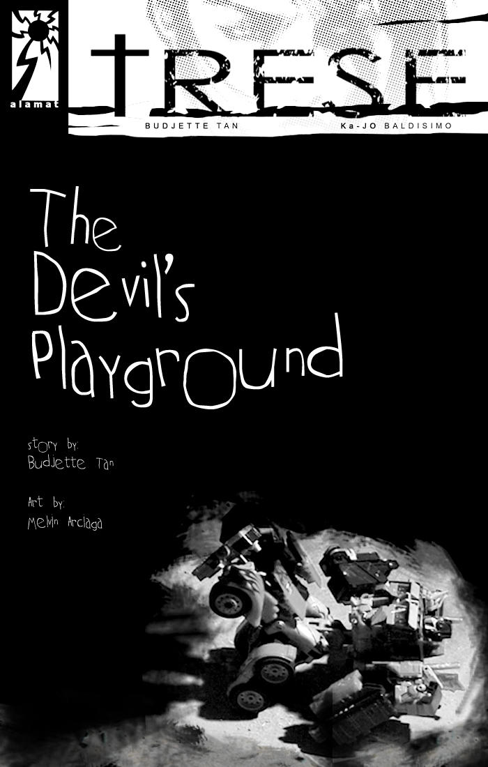 TRESE: The Devil's Playground by vinarci