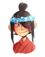 flower crown by HayaMika