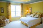 yellow bedroom by objekt-stock