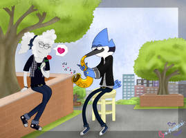 MUSIC TO MY BELOVED by cj-x-mordecai-4ever