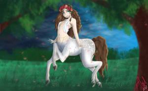 In the Meadow by gothangel0729