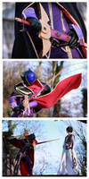 Code Geass - Befor the end by Firiless