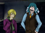 Boisterous Laugh by Jessie-Belli
