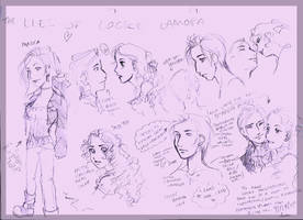 Lies of Locke - sketches 1 by jezebel-polizia