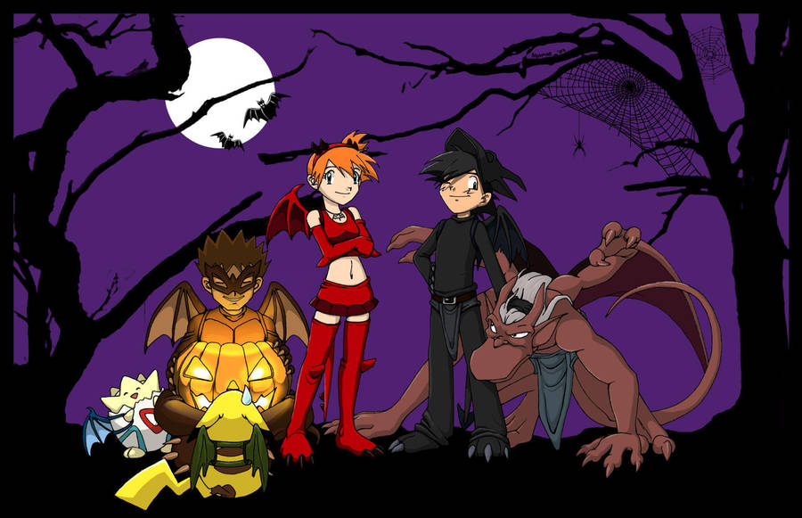 Crossover2 - HappyHalloween07 by Neomae