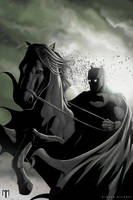 Dark Knight Returns by Niyoarts