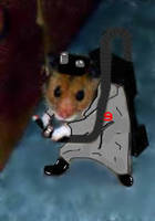 Hamster Ghostbusters by LordMalad