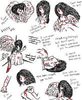 +fallen angel+ by dmlo