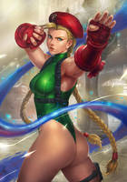 Cammy White by denn18art