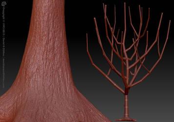 TreeWIP01 by machinemeditation
