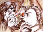Emma: A Victorian Romance - Romance at night. by roxypoxy9