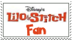 Lilo and Stitch Fan Stamp by AWishingStarStamps