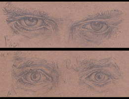 Vincent's eyes by Master-Slave
