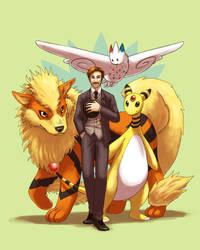 SH+PKMN - pokemon doctor by FerioWind