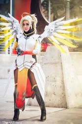 Mercy by OshleyCosplay