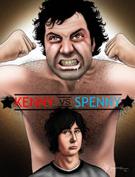 Kenny vs Spenny by LabrenzInk