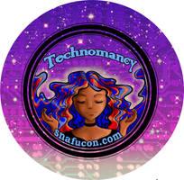 Technomancy Button by nuriko-chan