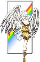 Indian Angel by nuriko-chan