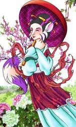 Little China Girl by nuriko-chan