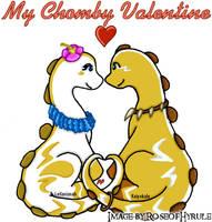 My Chomby Valentine by RoseSagae