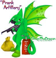 Prank Artillery -Simon- by RoseSagae