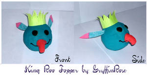 King Roo Antenna Topper by RoseSagae