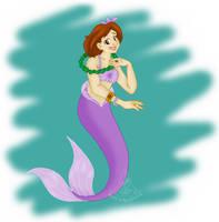 Mermaid Rose by RoseSagae