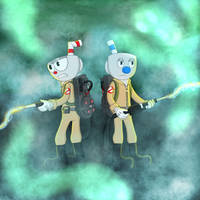 Who Ya Gonna Call? by SqueakyNoodle