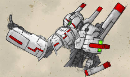 TX-20 FDC 02 Color by CrashLegacy